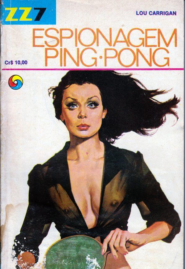 Espionagem Ping·Pong