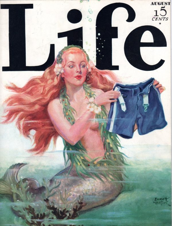 Life August 1932