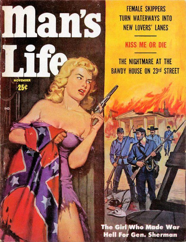MAN'S LIFE, Nov. 1958