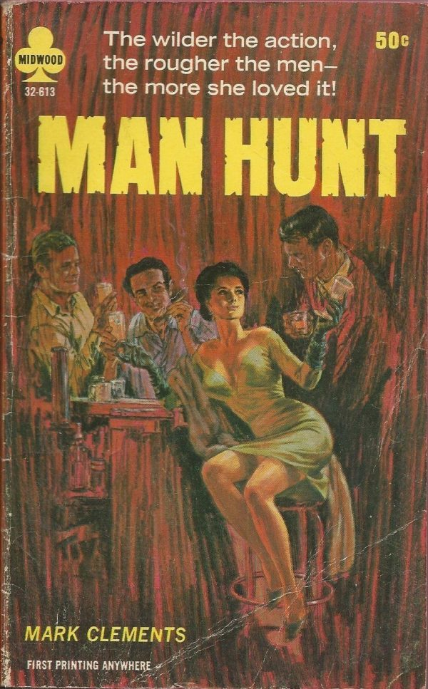Man Hunt By Mark Clements, 1966