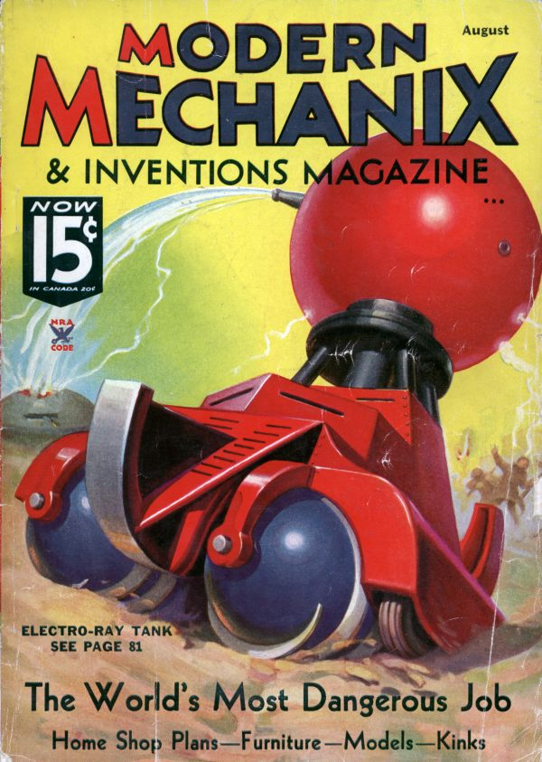 Modern Mechanix August 1935