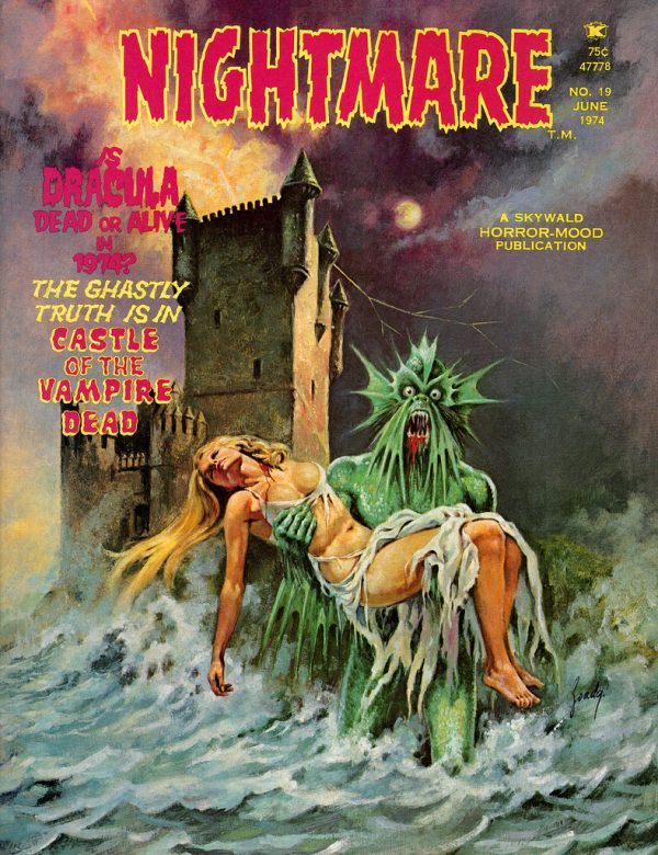 Nightmare  June 1974