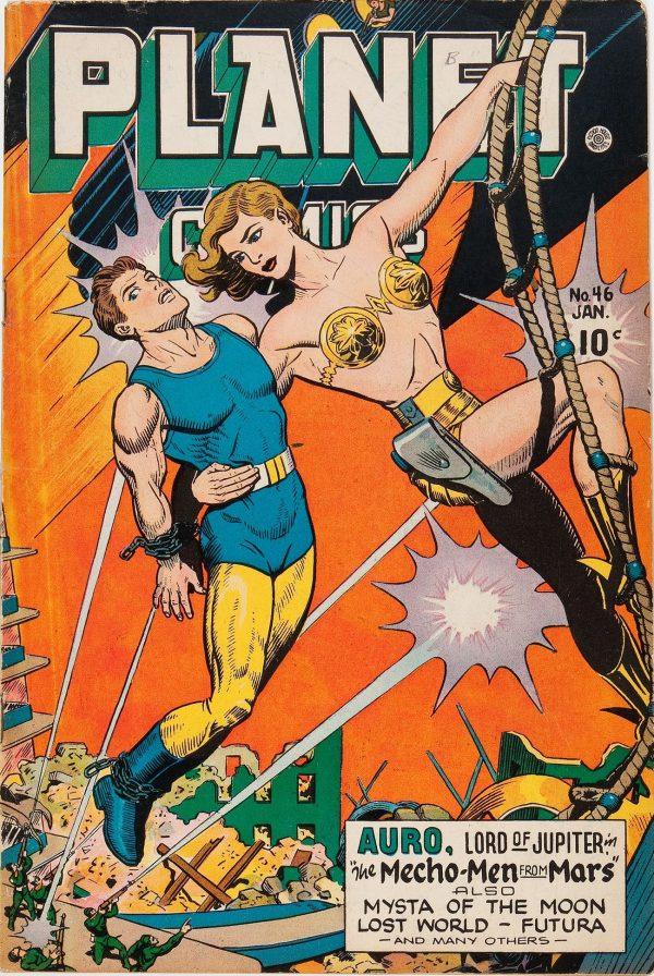 Planet Comics #46