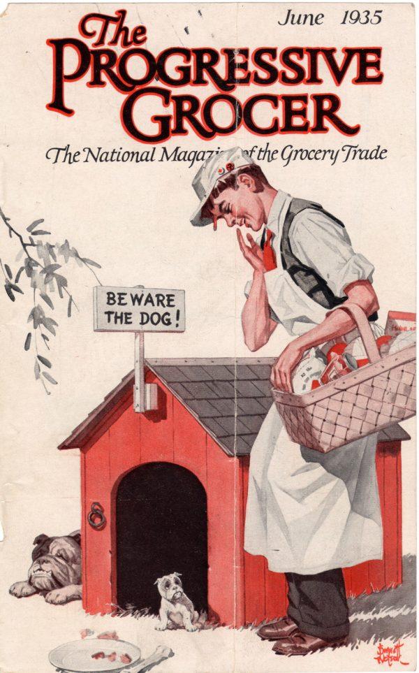 Progressive Grocer June 1935