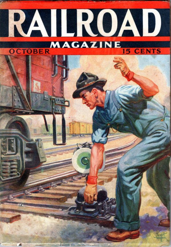 Railroad October 1937