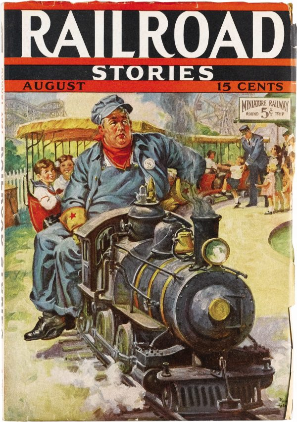 Railroad-Stories-August-1937