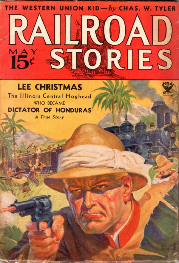 Railroad Stories May 1934