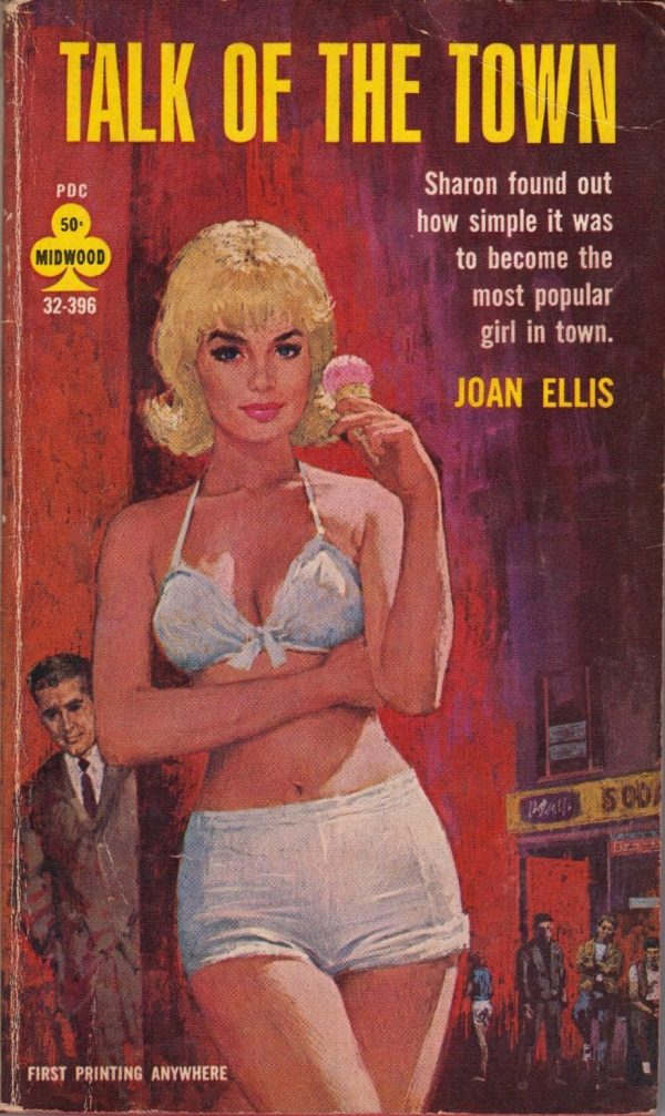 Talk of the Town - Joan Ellis - 1964