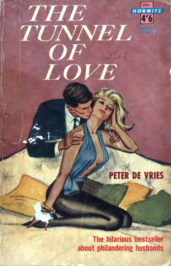 The Tunnel of Love by Peter de Vries. Horwitz 1962
