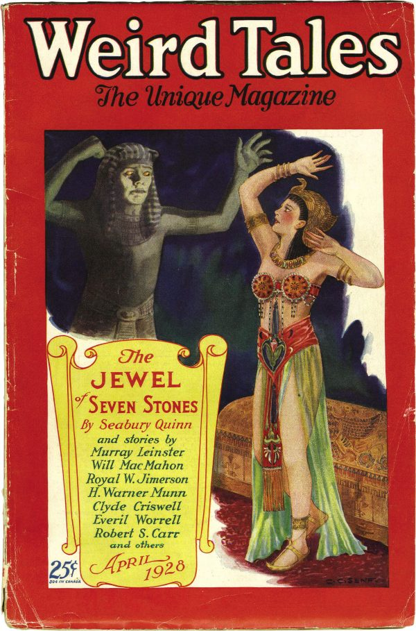 Weird Tales April, 1928