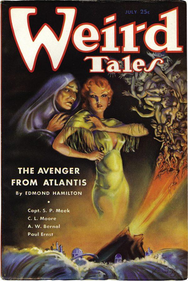 Weird Tales, July 1935
