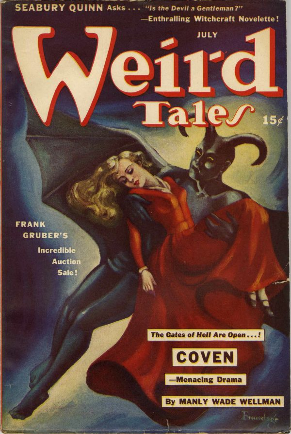 Weird Tales, July 1942