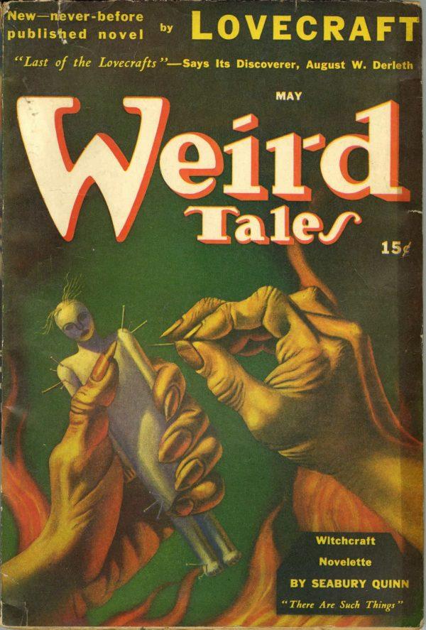 Weird Tales, May 1941