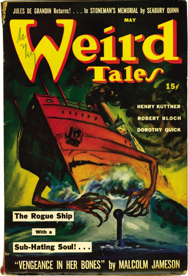 Weird Tales May 1942