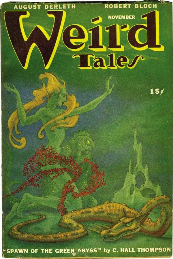 Weird Tales, November 1946