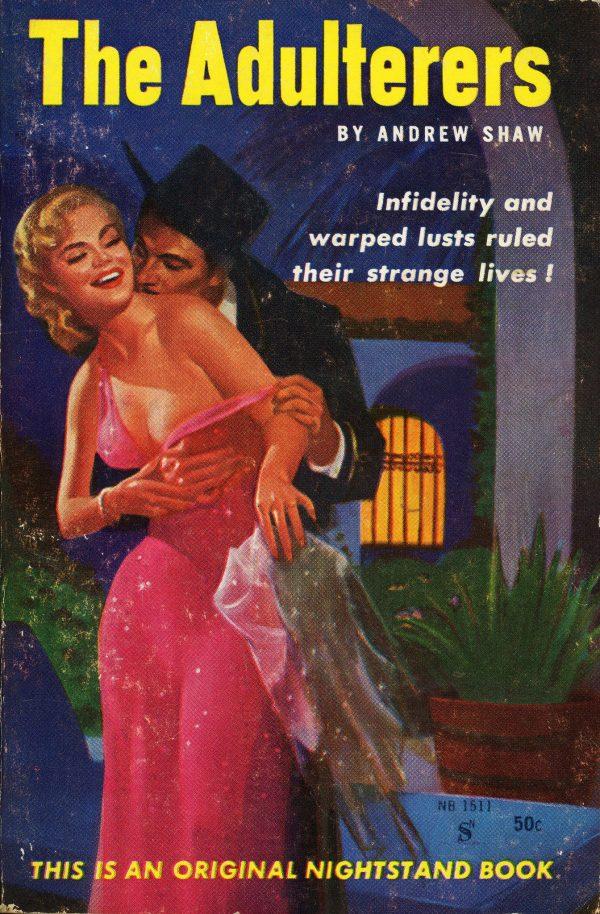 Nightstand Books #NB 1511 R, 1960