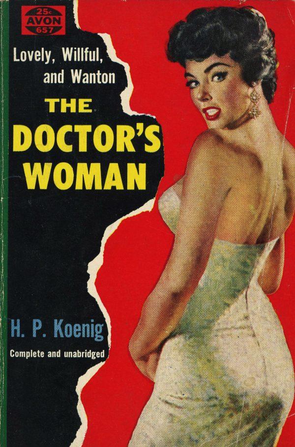 6167876215-avon-books-657-h-p-koenig-the-doctors-woman