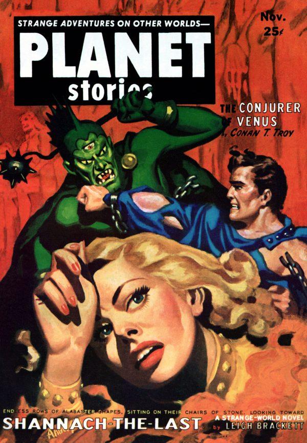 Planet Stories November 1952