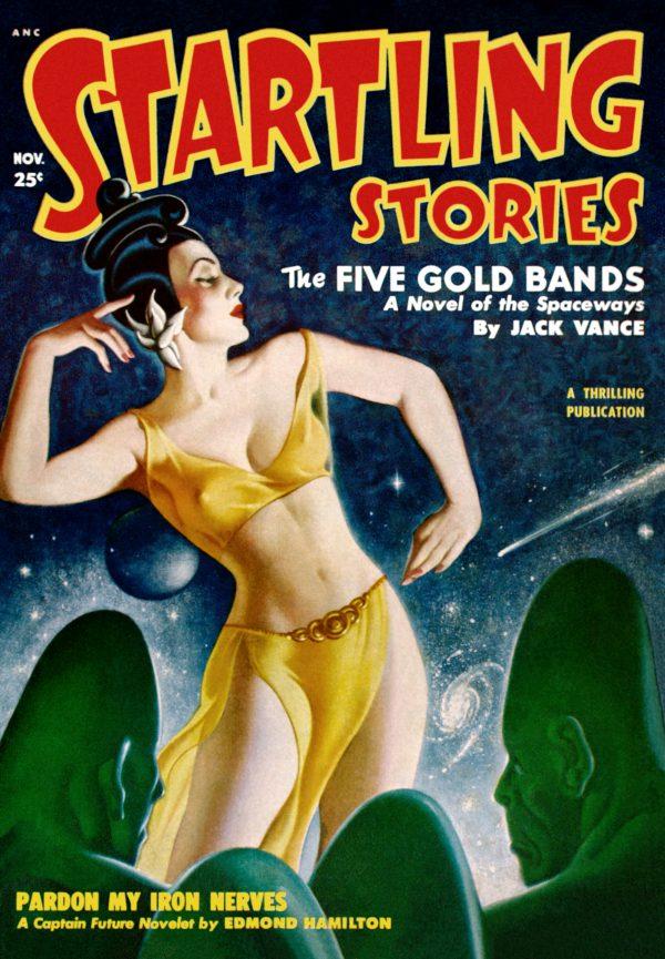 Startling Stories Nov 1950