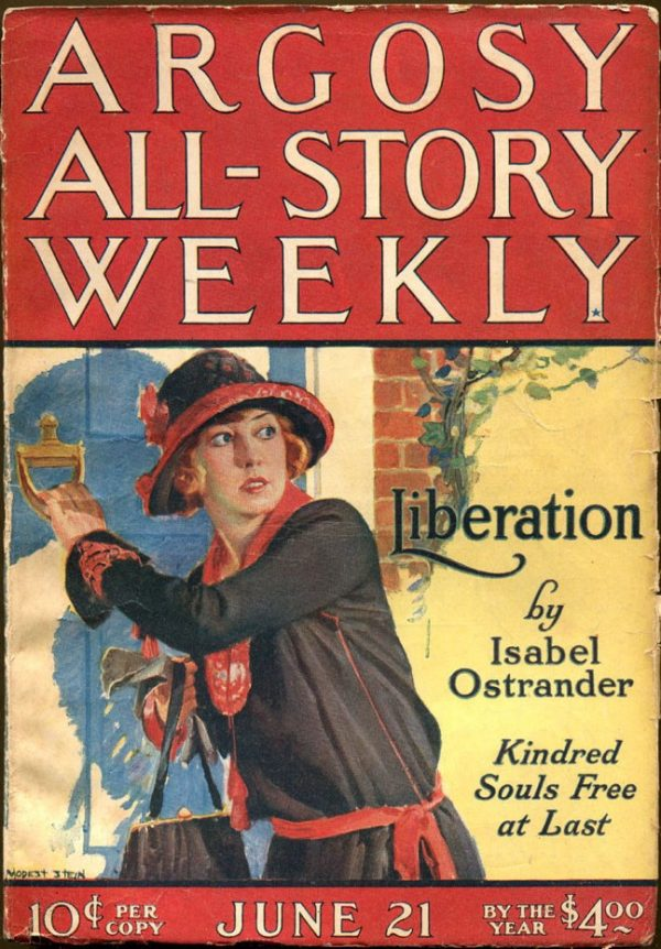 ARGOSY ALL-STORY WEEKLY- June 21, 1924