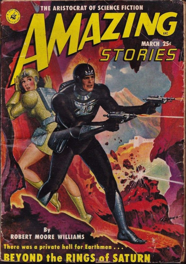 Amazing Stories March 1951
