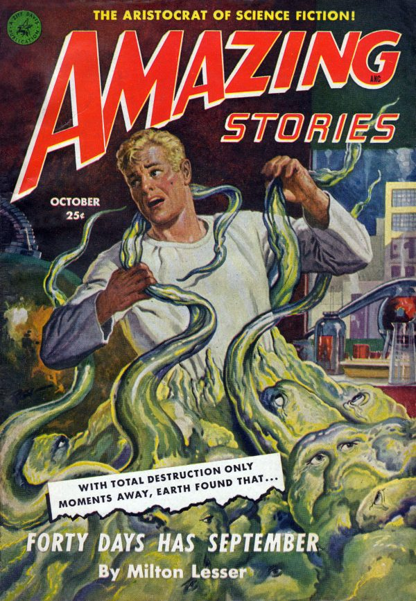 Amazing Stories, October 1951