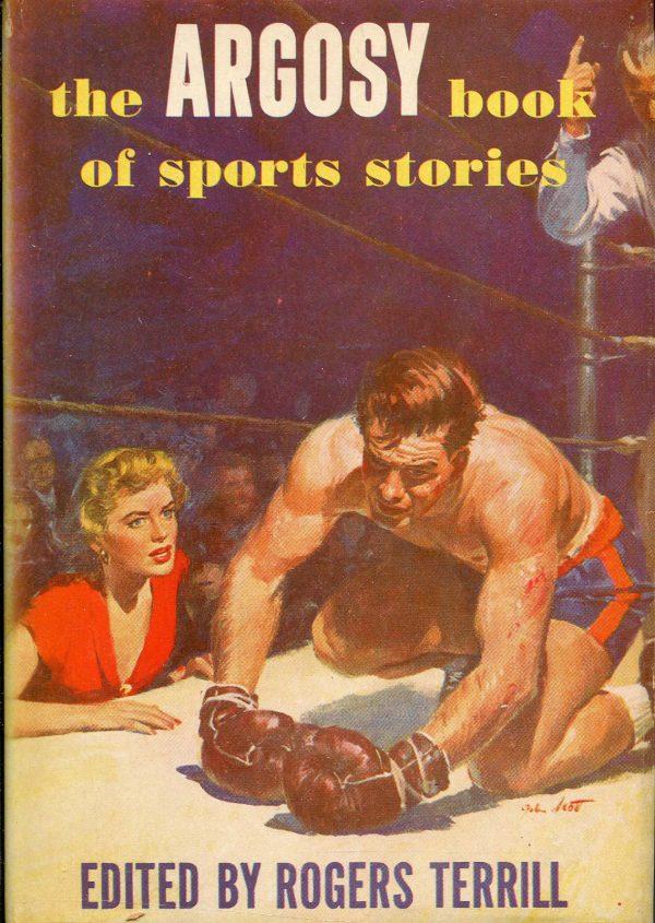 Argosy Book of Sports Stories-1953