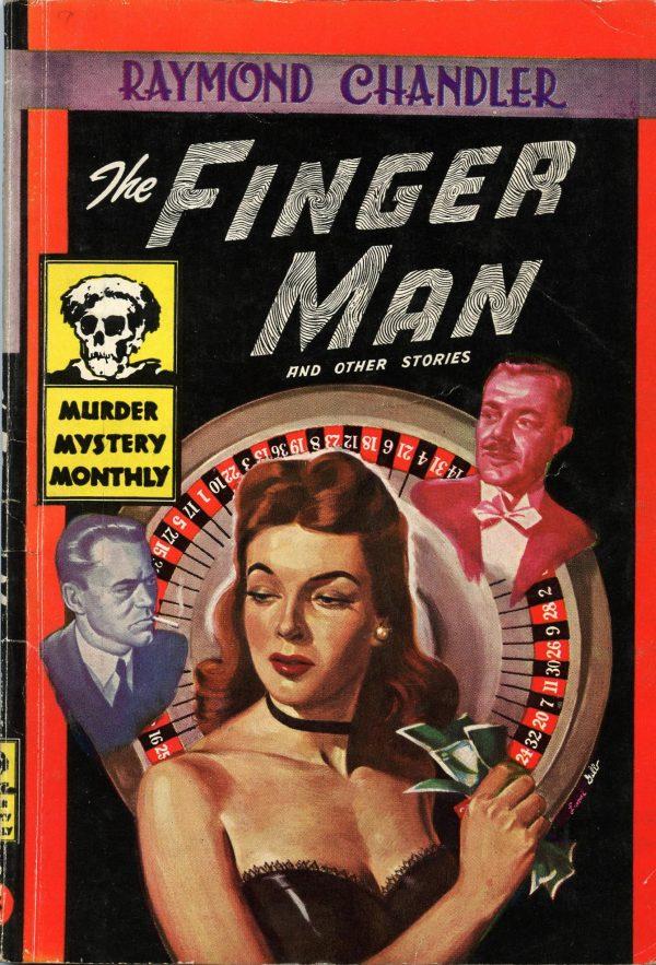 Avon Murder Mystery Monthly #43, 1946