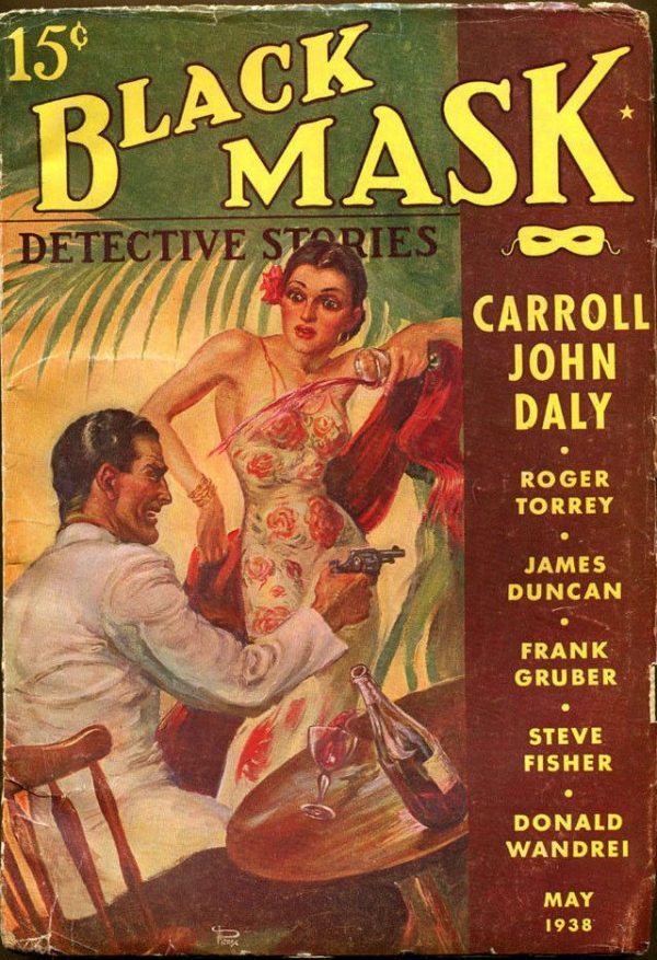 BLACK MASK, May 1938