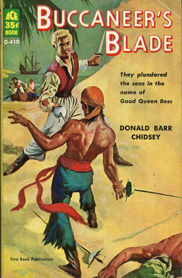 Ace Books #D-410, 1959