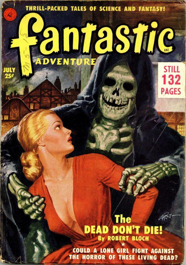 Fantastic Adventures July 1951