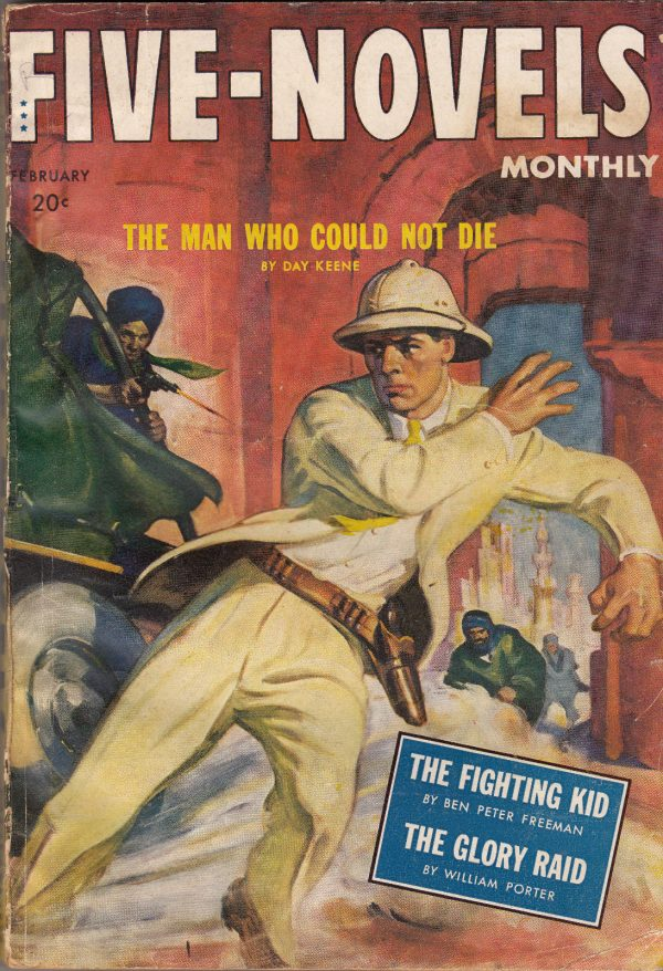 Five-novels Monthly, Feb 1942