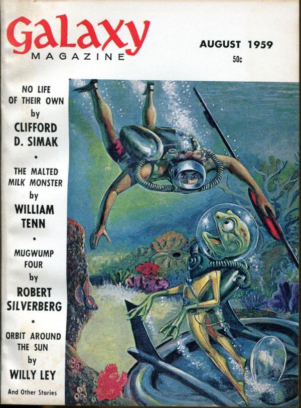 Galaxy August 1959