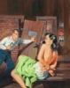 Gang Girl, paperback cover, 1957 thumbnail