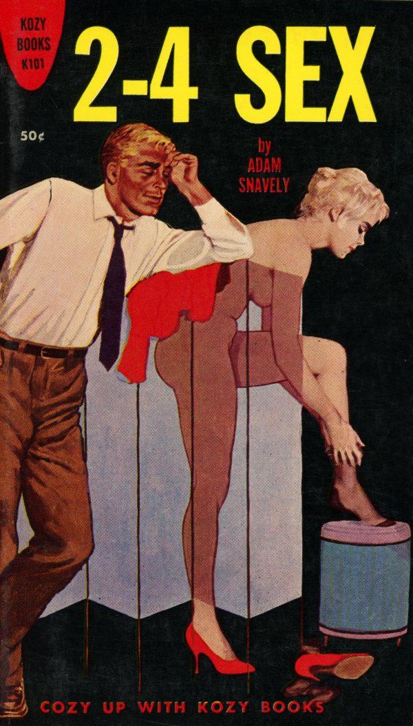 Kozy Books K101, 1960