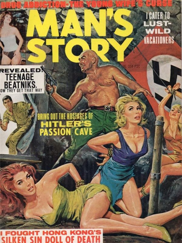 Man's Story August 1966