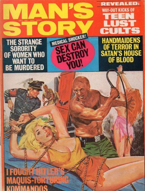 Man's Story December 1972