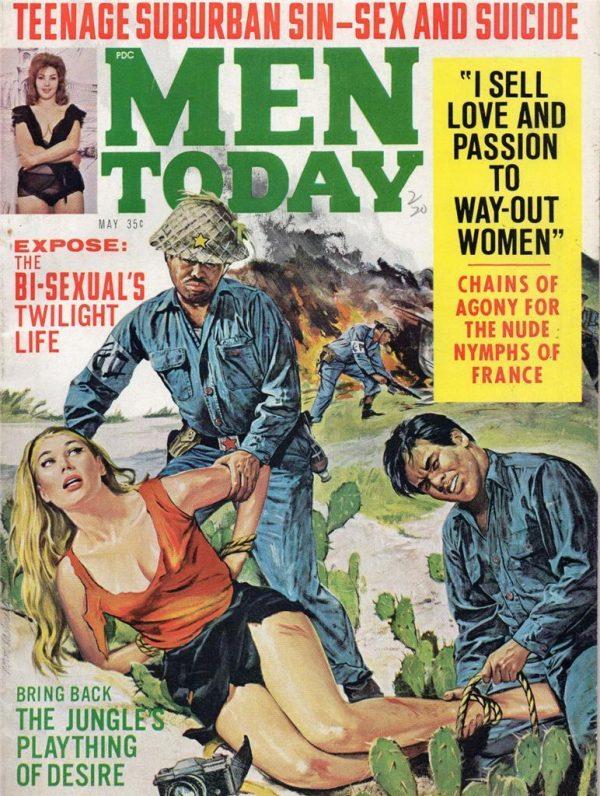 Men Today May 1968