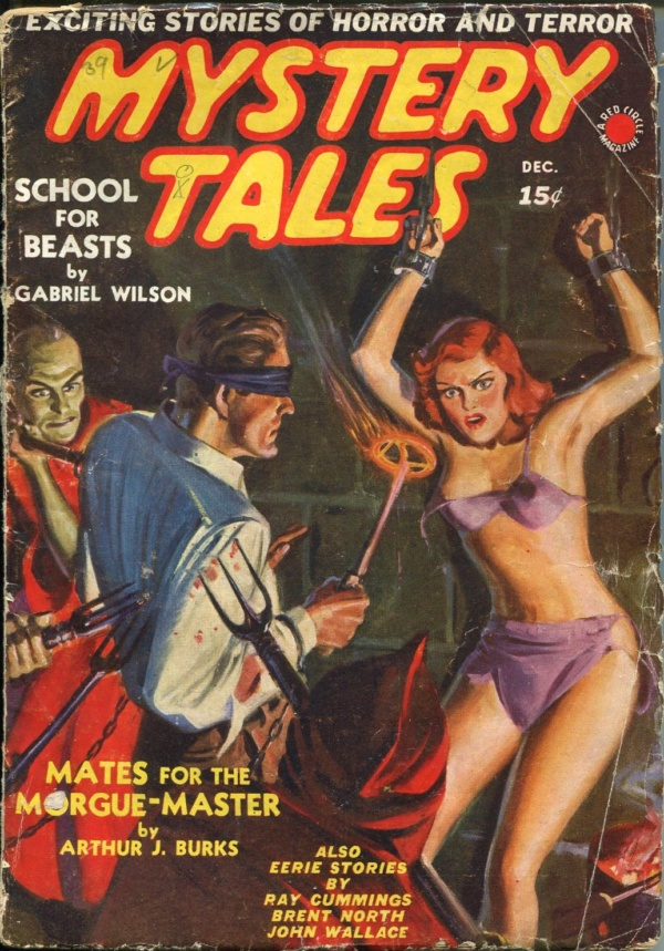 Mystery Tales December 1939