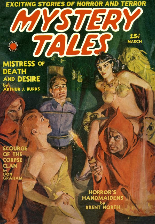 Mystery Tales March 1940