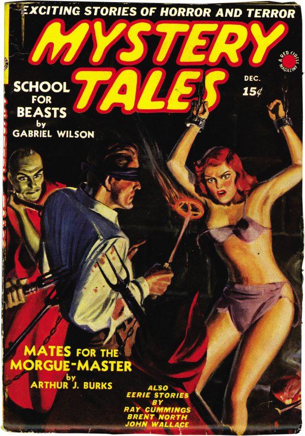 Mystery Tales V3#3 December 1939