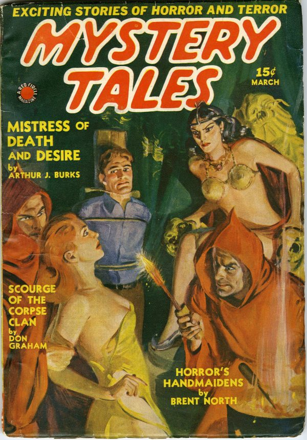 Mystery Tales V3#4 March 1940