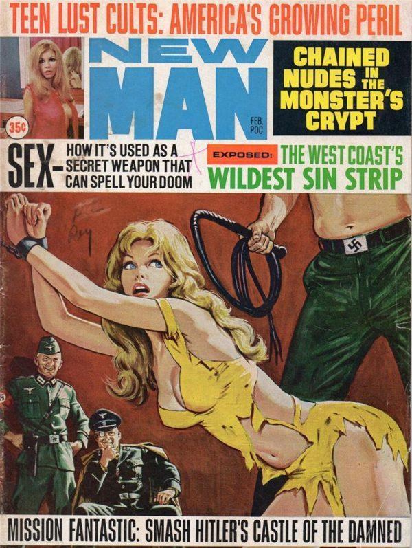 New Man February 1970