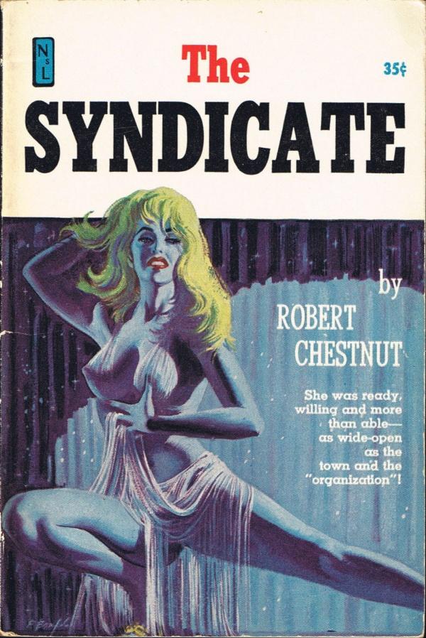 Newsstand Library #513 1960