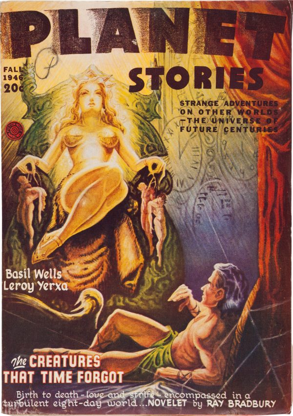 Planet Stories Fall 1946