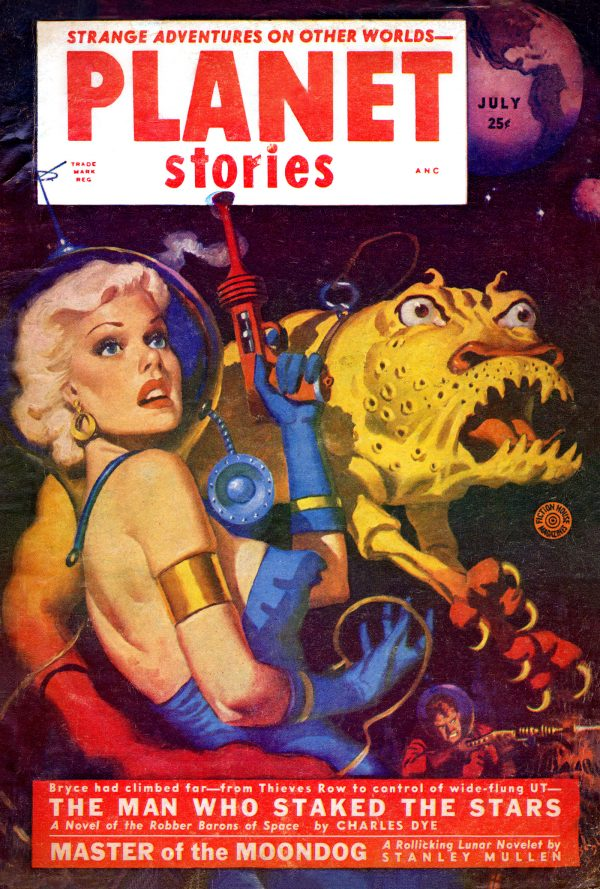 Planet Stories, July 1952