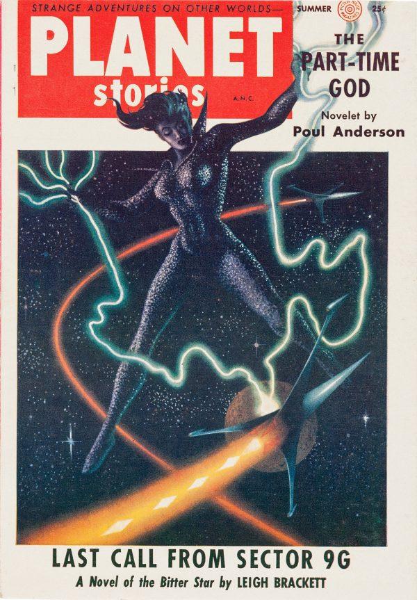 Planet Stories Summer 1955
