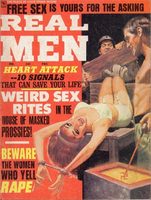 Real Men February 1968