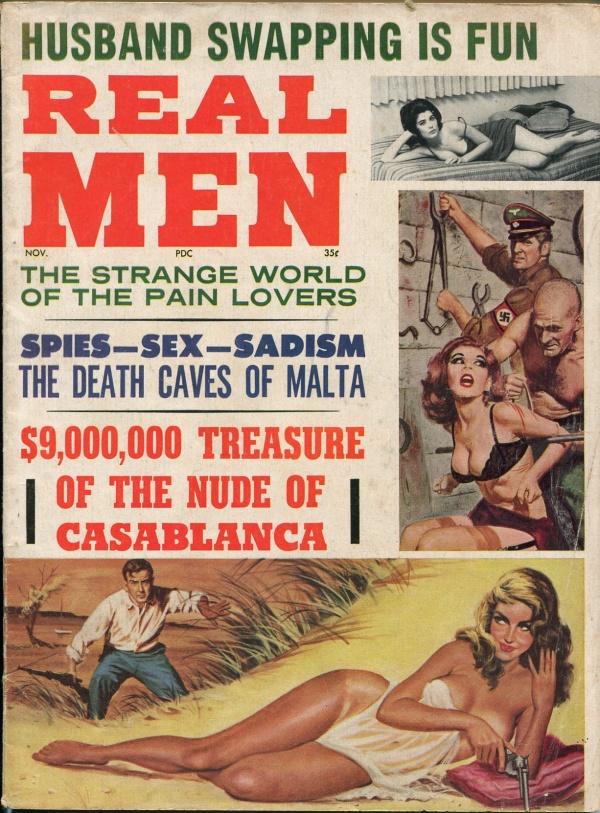 Real Men November 1964