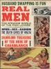 Real Men November 1964 thumbnail